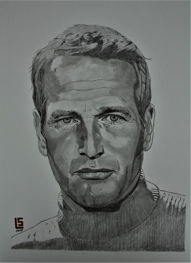 Paul Newman by kornog